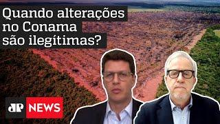 Quem Tem Razão? Ricardo Salles e João Paulo Capobianco debatem a política de preservação ambiental