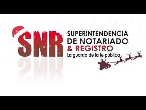 La SNR les desea una ¡Feliz Navidad y un próspero año nuevo!