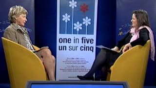 ONE in FIVE: Interview with Mrs Maud de Boer Buquicchio, Council of Europe Deputy Secretary General