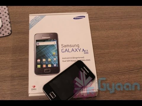 Samsung Galaxy Ace Duos price in India