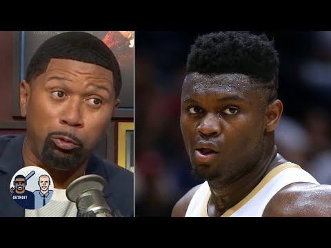 'Do not put Zion Williamson back on that floor!' – Jalen Rose to the Pelicans | Jalen & Jacoby