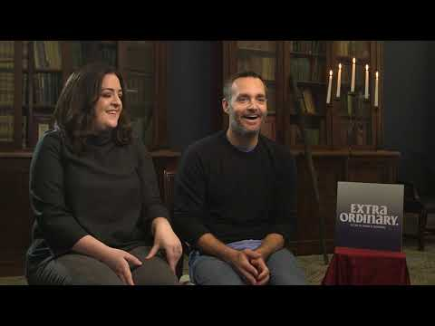 Extra Ordinary: IMAGE's Sophie White interviews Maeve Higgins & Will Forte