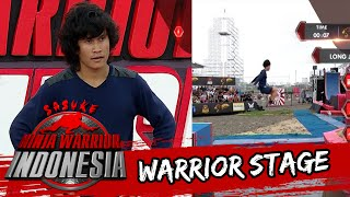 Ferry OB Gereja Jadi Ninja Sasuke Ninja Warrior Indonesia 14 Feb 2016
