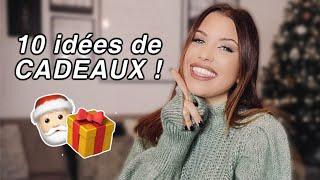 10 idées de CADEAUX de Noël ! 🎅🏻