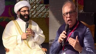 Imam Tawhidi In Conversation With Rajiv Malhotra On Inter-Faith Dialogues