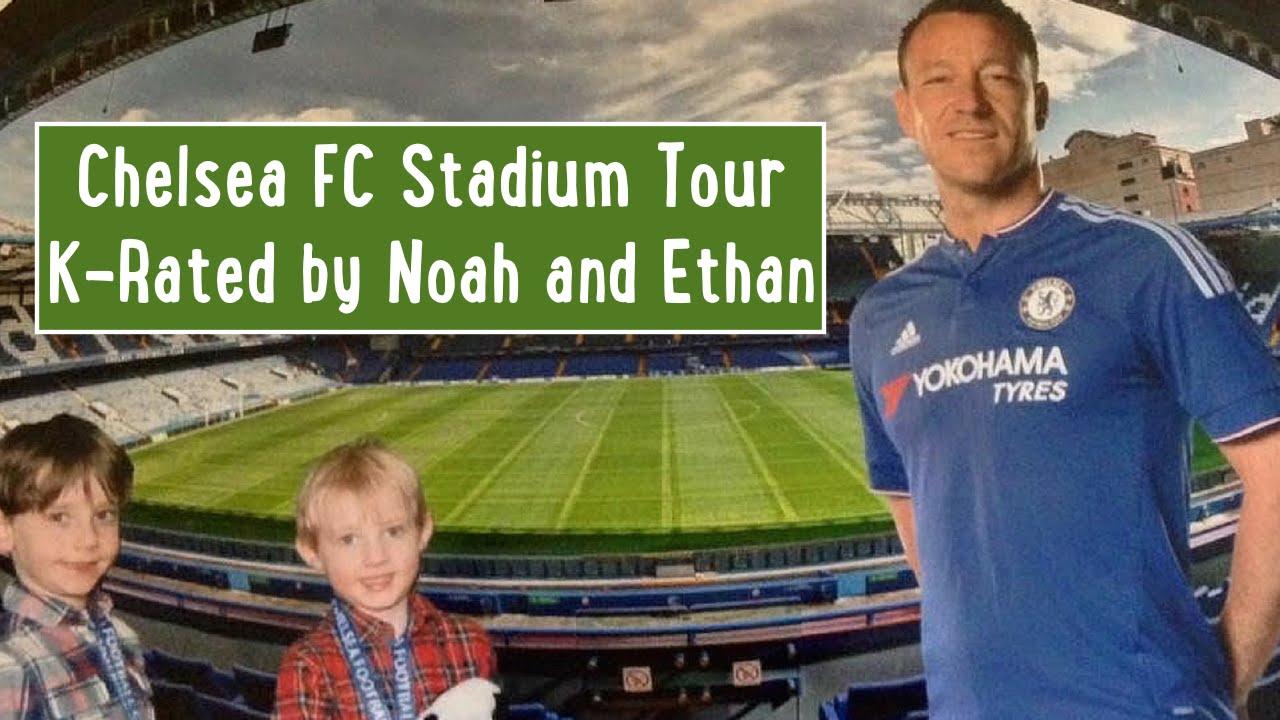 London Chelsea FC Stadium Tour and Museum Reviews & Family Deals