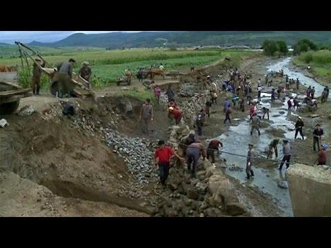 Βόρεια Κορέα: Σαρωτικές πλημμύρες με 133 νεκρούς και εκατοντάδες αγνοούμενους