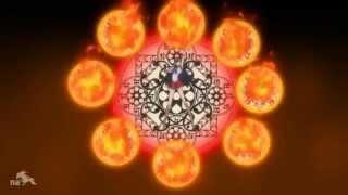 Burning Mandala