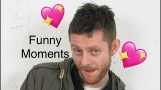 Jamie Hewlett Funny Moments