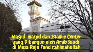 Antara Sedekah dan Masjid yang Dibangun Arab Saudi di Andalusia