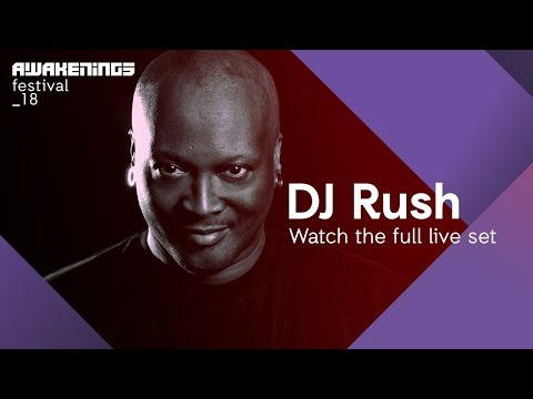 Get in the mood... with DJ RUSH