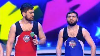КВН Борцы - 2019 Высшая лига Первая 1/8 Приветствие