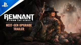 PlayStation Remnant: From the Ashes - Next-Gen Upgrade Trailer | PS5 anuncio
