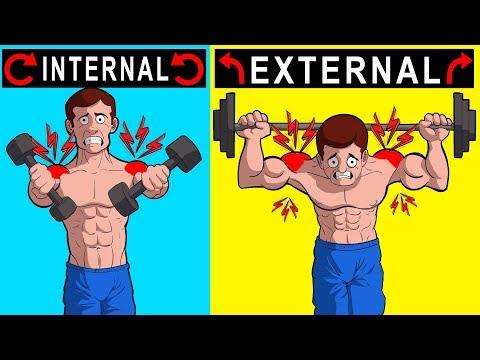5 Shoulder Exercises (KILLING YOUR JOINTS)