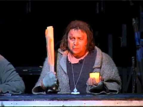 "Modest Mussorgsky ""Boris Godunov"" Part 1 Helikon-Opera, Moscow"