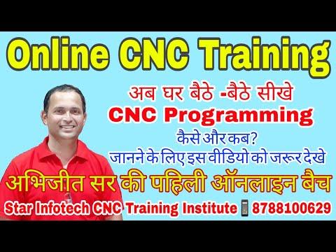 online CNC training / Online CNC Programming Batch / CNC ...