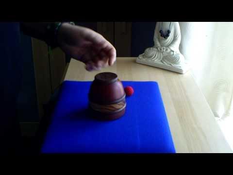 Segmented Chop Cup by Erik Hansen