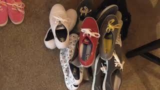 Keds Sneakers- Mega Try On