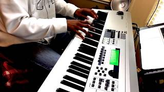 🎹  CHASING ME DOWN by Israel Houghton ft. Tye Tribbett (Piano Cover)