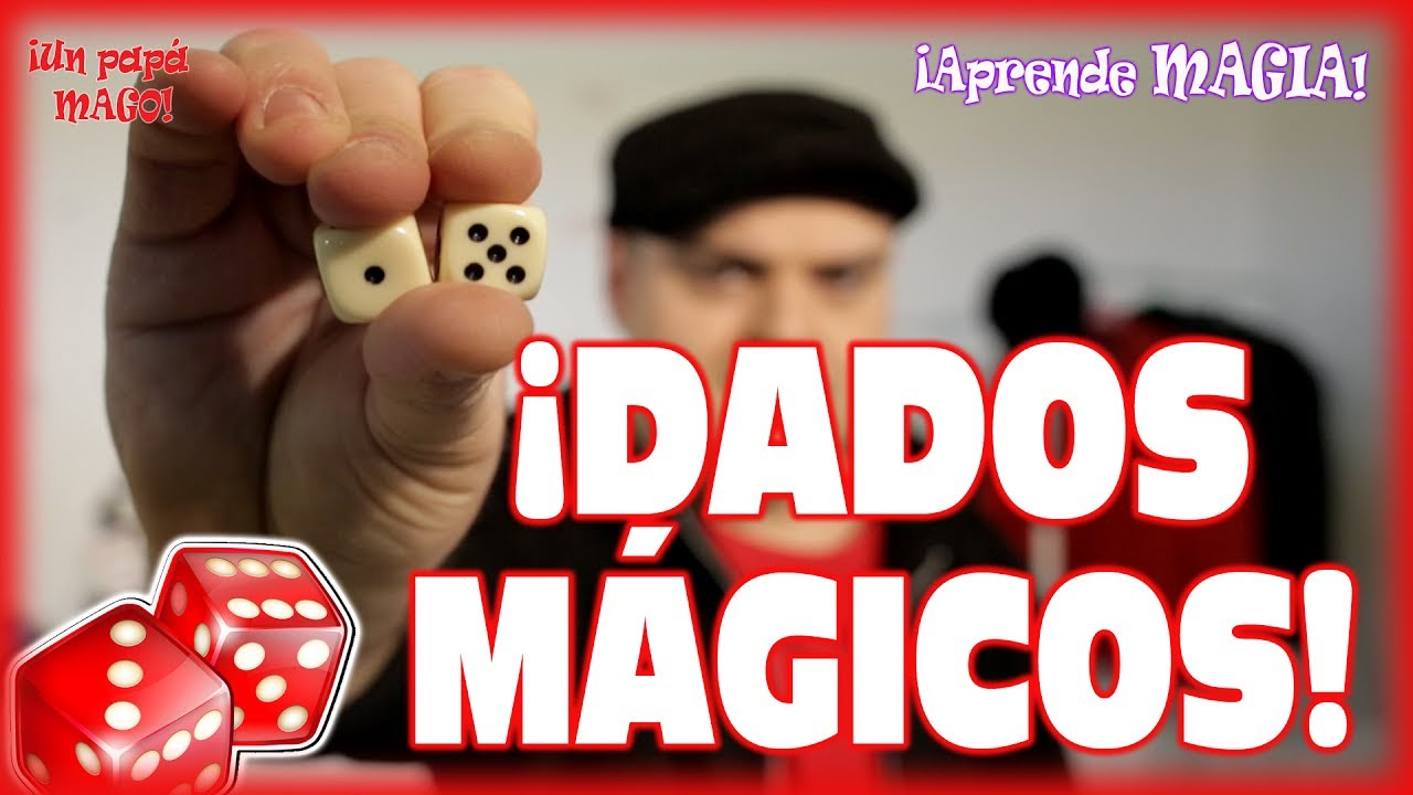 TRUCO DE MAGIA | DADOS MÁGICOS | APRENDE MAGIA | Is Family Friendly
