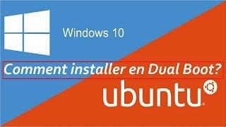 Tuto | Installer Ubuntu en dual boot avec Windows 10 [Full HD]