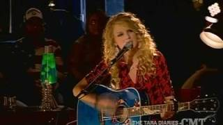 Taylor Swift - Teardrops On My Guitar Live at Revival