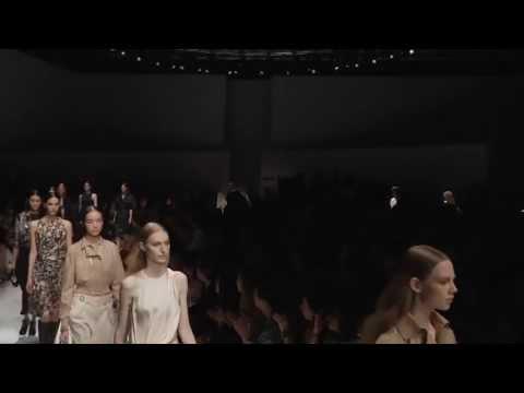 Milan Fashion Week Coverage: Salvatore Ferragamo Spring 2014 Collection