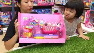 mở hộp đồ chơi bán kem mới siêu cute | toy for kid ice cream | ToysReview