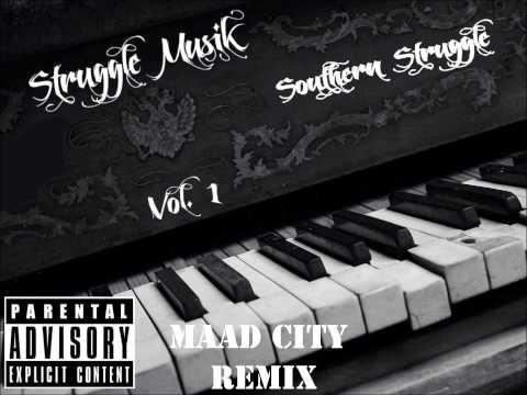 Kendrick Lamar-Maad City Remix