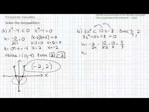 Solving Quadratic Inequalities p3