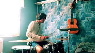 Jordan Rakei   'Rolling Into One'(Drum Cover)