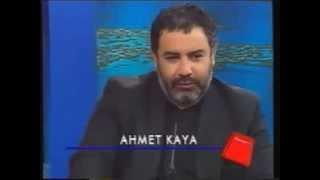 ☆ AHMET KAYA Röportajı (15 Mayıs 1998 / PORTRELER, NTV)