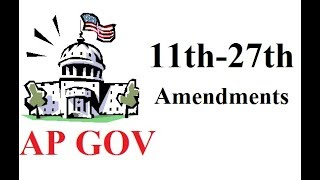 Easy Ways to Remember 11-27 Amendments