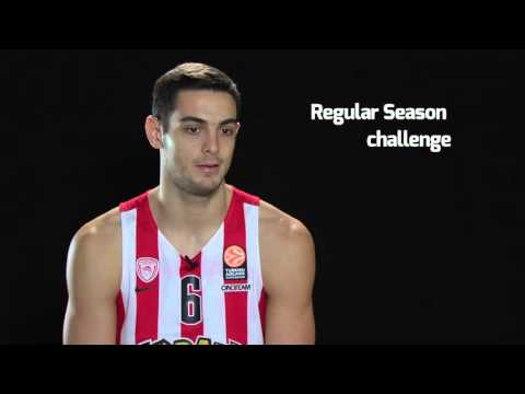 Pre-season Interview: Ioannis Papapetrou, Olympiacos Piraeus