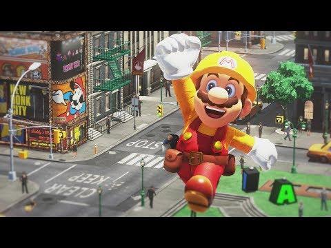 Super Mario Odyssey - New Donk City - Part 10
