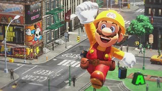 Super Mario Odyssey - New Donk City - Part 10