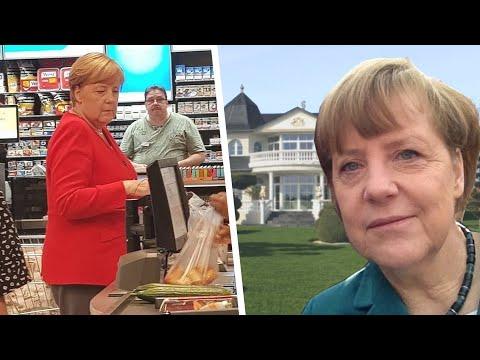 Den v životě Angely Merkelové