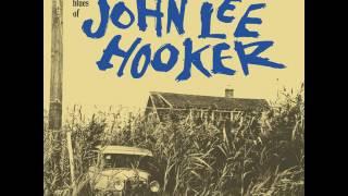 """John Lee Hooker -  """"I Rowed A Little Boat"""""""