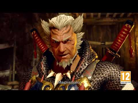 Видео № 1 из игры Monster Hunter Rise [NSwitch]