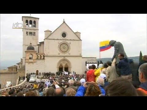 Visite de la Basilique Supérieure Saint-François
