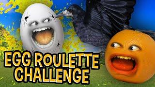 Annoying Orange - Egg Roulette Challenge!