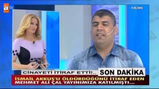 Mehmet Ali Çal yayından sonra gözaltına alındı! atv