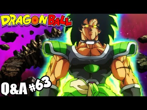 Broly In The Tournament Of Power, Gohan Surpassing Goku, Hit Vs Goku Black And More - Q&A Special