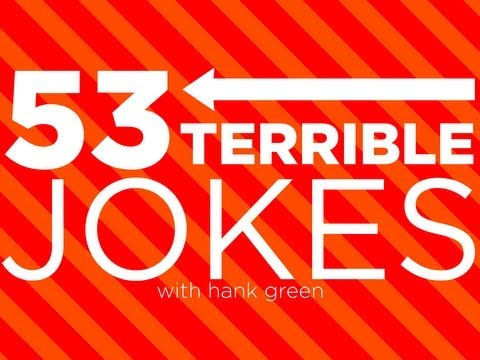 53 Terrible Jokes!