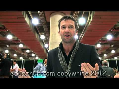 The Following's James Purefoy