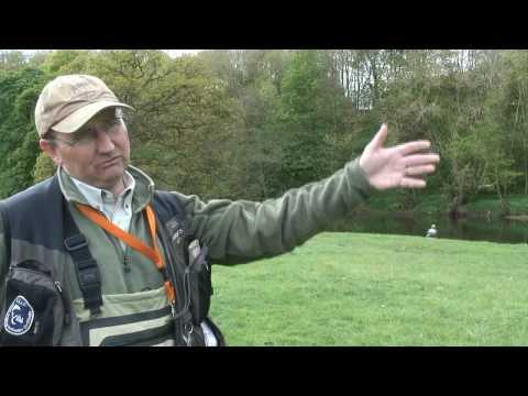 Fieldsports Britain – Cumbria fishing festival and survival with Jonny Crockett