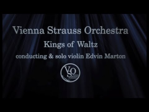 Edvin Marton and the Vienna Strauss Orchestra in Full Concert