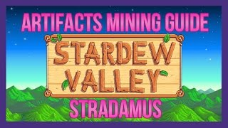 Stardew Valley Artifacts Mining Guide