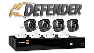 Defender 4-Channel HD 1080p 1TB Security System review from an average guy