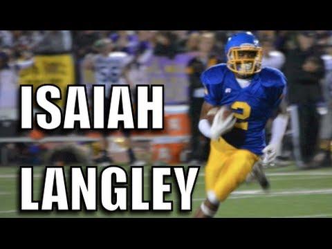 Isaiah-Langley